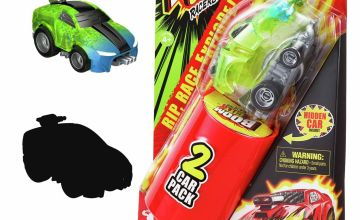 Boom City Racers Mystery Car Duo Pack - Hot Tamale!
