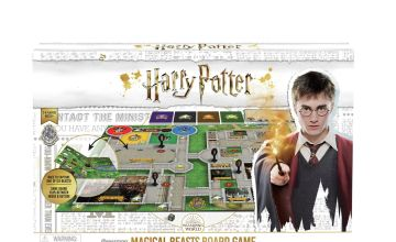 Goliath Games Harry Potter Magical Beasts Game