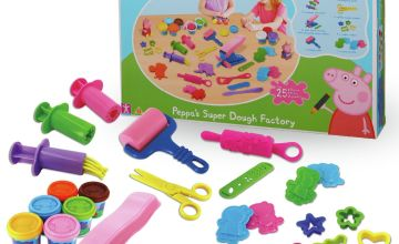 Peppa Pig Super Dough Factory Playset