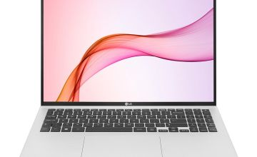 LG gram 16in i5 8GB 512GB Laptop - Silver