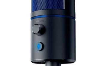 Razer Seiren X for PS4 Condenser Streaming Microphone