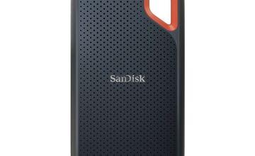 SanDisk Extreme 1TB Portable SSD Hard Drive