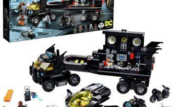 LEGO DC Batman Mobile Bat Base Batcave Truck - 76160