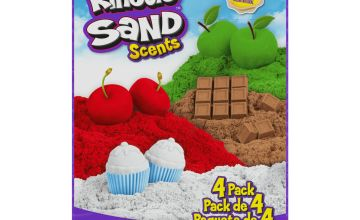 Kinetic Sand Scents - 4 Pack