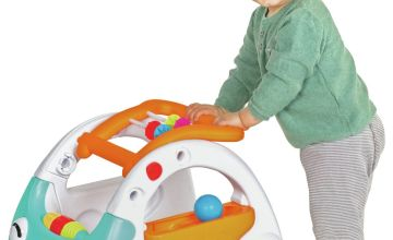 Infantino 3-in-1 Discovery Car Baby Walker