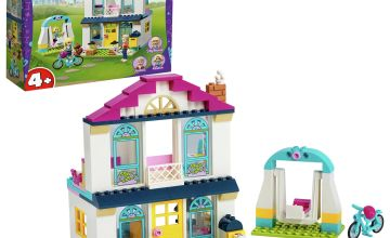 LEGO Friends 4+ Stephanie's House Mini Doll Playset - 41398