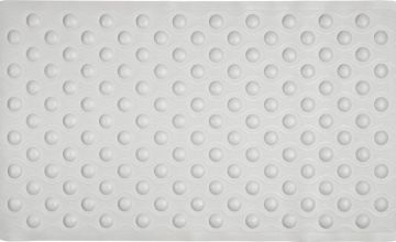 Argos Home Rubber Bath Mat - White