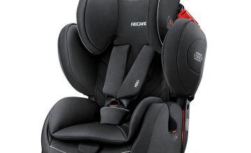 Recaro Young Spot Hero Performance Group 1/2/3 Car Seat