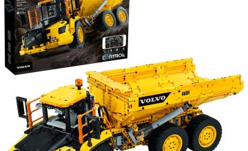 LEGO Technic Control+ 6x6 Volvo Articulated Truck 42114