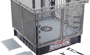 WWE Wrekkin Cage Playset