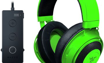 Razer Kraken Tournament Gaming Headset - Green