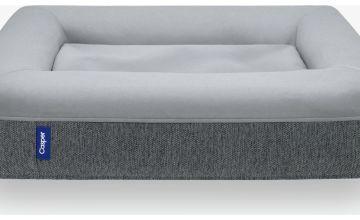 Casper Grey Dog Bed - Small