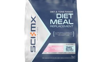 SCI-MX Diet Meal Replacement Strawberry - 1kg