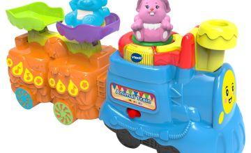 VTech ZoomiZoos Circus Train