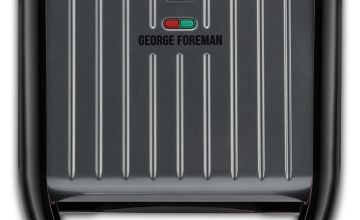 George Foreman 25041 5 Portion Health Grill