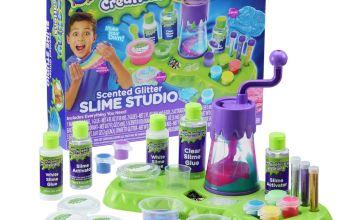 Cra-Z-Slimy Super Scented Slime Studio