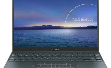 ASUS ZenBook 13 UX325 13in i7 16GB 512GB 32GB Optane Laptop