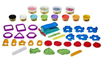 Play-Doh Tools and Colour Party Arts and Crafts Activity Set