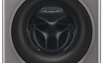 LG F4J610SS 10KG 1400 Washing Machine - Graphite
