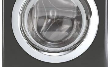 Candy Smart Pro 10KG 1400 Spin Washing Machine - Graphite