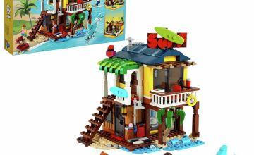 LEGO Creator 3 in 1 Surfer Beach House Building Set 31118