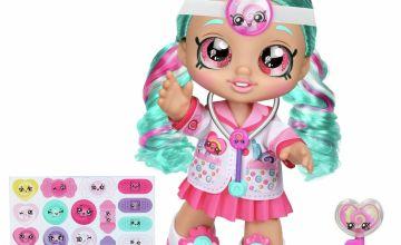 Kindi Kids Playtime Dr Cindy Pops Doll