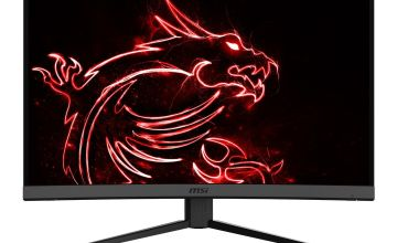 MSI MAG272C 27in 165Hz FHD Curved Gaming Monitor