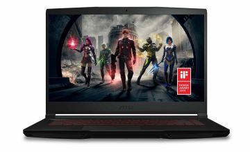 MSI GF63 15.6in i5 8GB 256GB GTX1650 Gaming Laptop