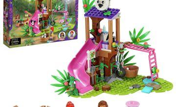 LEGO Friends Panda Jungle Tree House Rescue Play Set - 41422