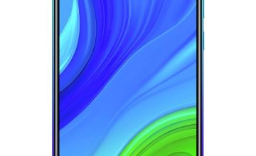 SIM Free Huawei P Smart 128GB Mobile Phone - Aurora Blue