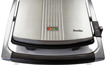 Breville VST026 4 Portion Sandwich & Panini Press
