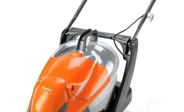 Flymo EasiGlide Plus 360 36cm Hover Lawnmower - 1800W