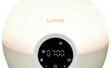 Lumie Bodyclock Spark 100 Wake-Up Alarm Clock