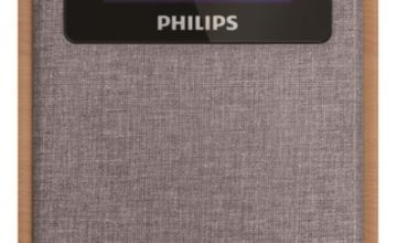 Philips TAR5005/10 DAB+ FM Clock Radio with Alarm