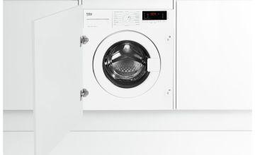 Beko WIY72545 7KG 1200 Integrated Washing Machine - White