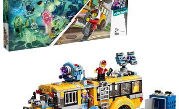 LEGO Hidden Side Paranormal Intercept Bus AR Game Set- 70423