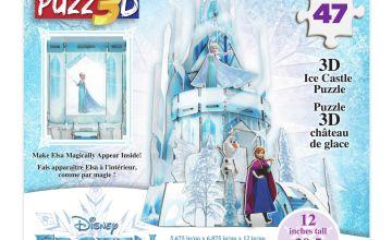 Disney Frozen 2 3D Palace Puzzle Playset