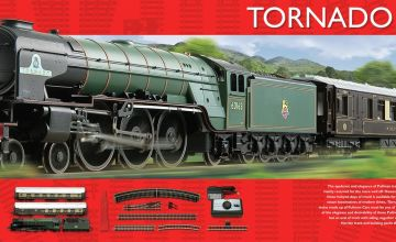 Hornby Hobbies The Tornado Express Train Set
