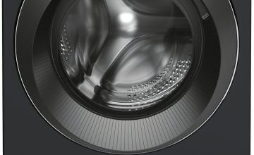 Hoover H-Wash 500 9KG 1600 Spin Washing Machine - Black