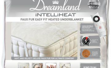 Dreamland Intelliheat Dual Electric Underblanket - King