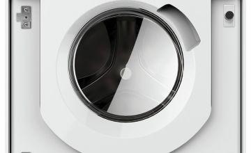 Indesit BIWDIL75125 7/5KG 1200 Spin Integrated Washer Dryer