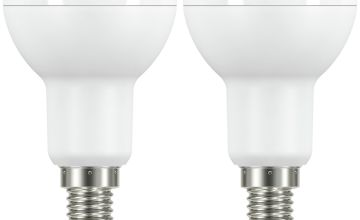 Argos Home 6W LED Spotlight R50 SES Light Bulb - 2 Pack