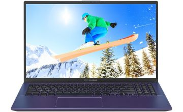 ASUS VivoBook 15 15.6 Inch i3 4GB 256GB FHD Laptop - Blue