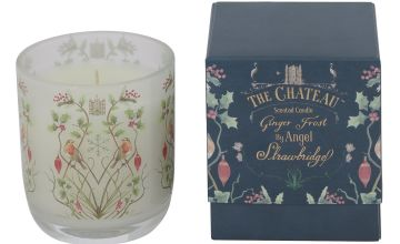 Angel Strawbridge Ginger Frost Boxed Candle