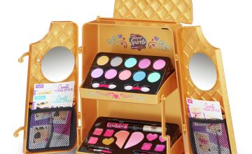 Shimmer and Sparkle InstaGlam Beauty Backpack