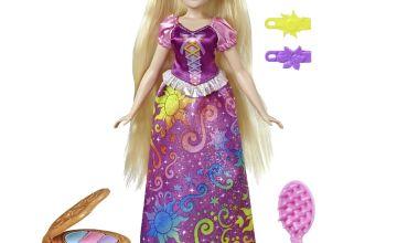 Disney Princess Rapunzel Hair Play Doll