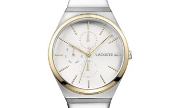 Lacoste Ladies Stainless Steel Bracelet Watch