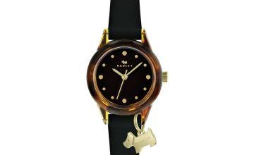 Radley Ladies Brown Silicone Strap Watch