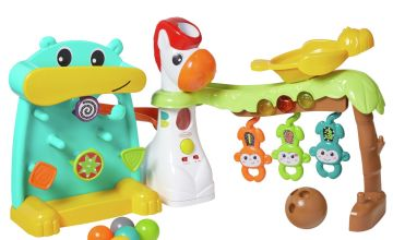 Infantino 4-in-1 Grow with Me Playland