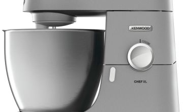 Kenwood Chef KVL4100S Stand Mixer - Silver